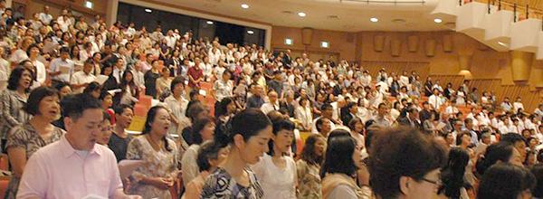 沖縄教区合同礼拝レポート