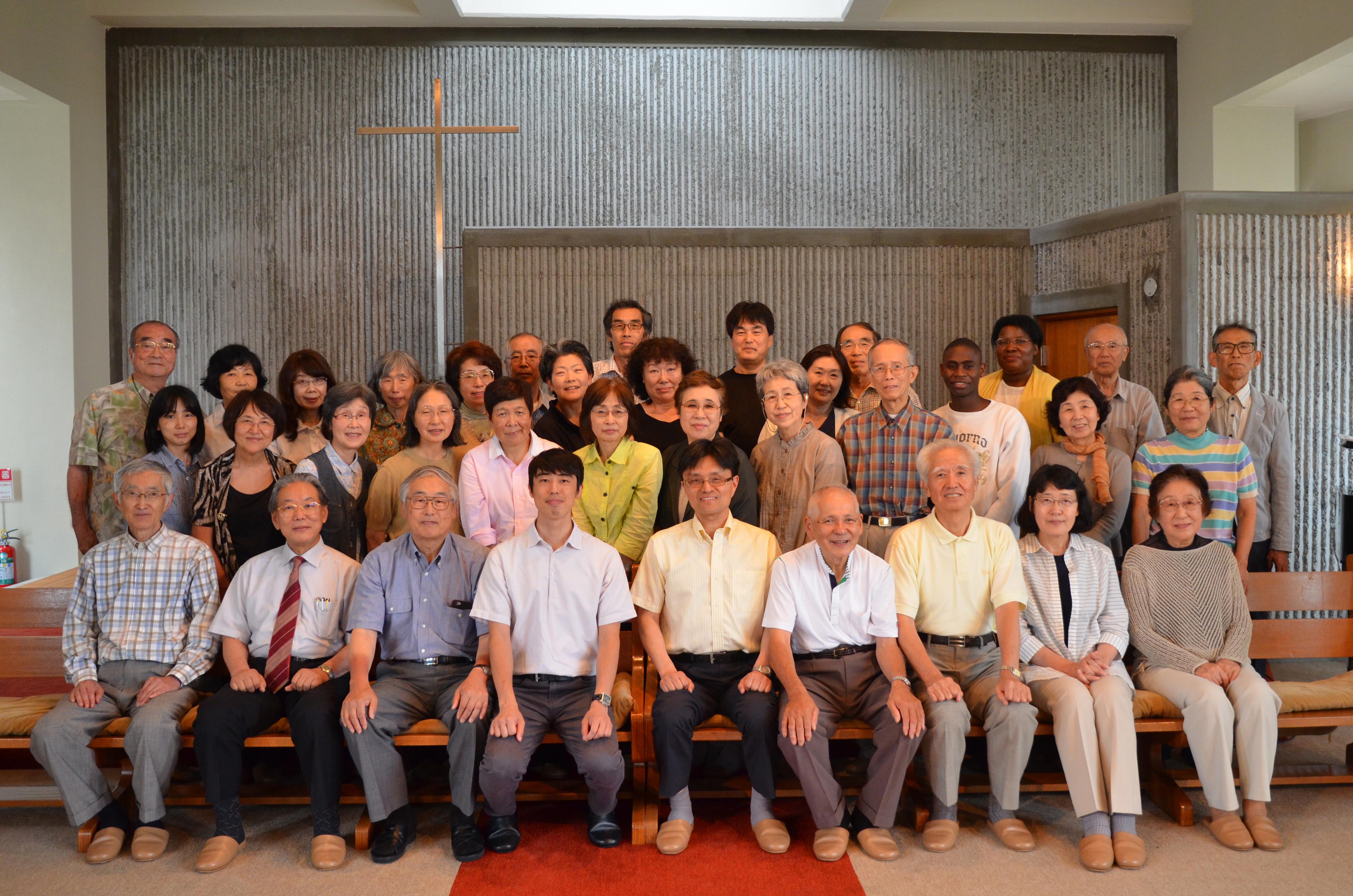 東北地区リバイバル集会・教会役員講習会