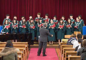 三育学院大学聖歌隊クリスマスコンサート @ 三育袖ヶ浦キリスト教会 | 袖ケ浦市 | 千葉県 | 日本