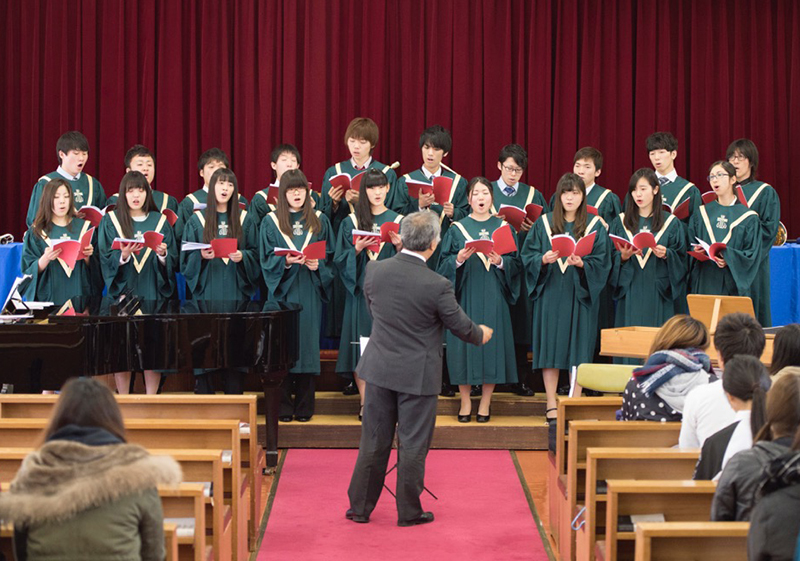 三育学院クリスマスコンサート