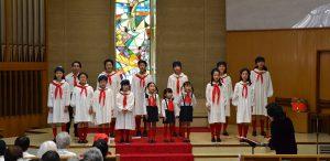 原宿少年少女合唱団クリスマスコンサート @ 東京中央教会 | 渋谷区 | 東京都 | 日本