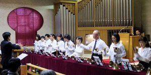 ハンドベルと聖歌隊によるクリスマス音楽礼拝 @ 東京中央教会 | 渋谷区 | 東京都 | 日本