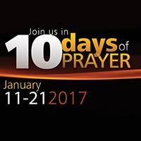 10日間の祈り 1日目―感謝しつつ主の門に入る