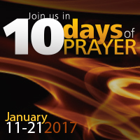 「10日間の祈りに」参加しましょう