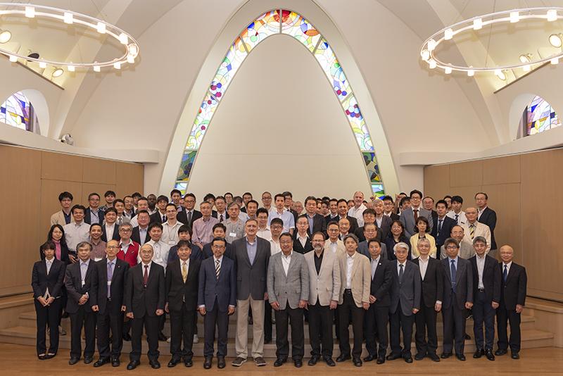 全国牧師会が開催されました