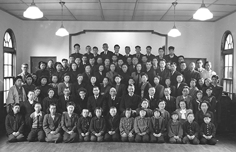 福島教会組織70周年記念式典 @ 福島教会 | 福島市 | 福島県 | 日本