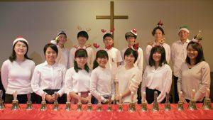 三育学院大学ハンドベルコワイヤー音楽礼拝 @ 三育関町 | 練馬区 | 東京都 | 日本